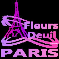 Fleurs deuil Paris